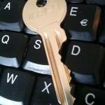 clef clavier